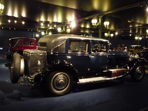 musée automobile