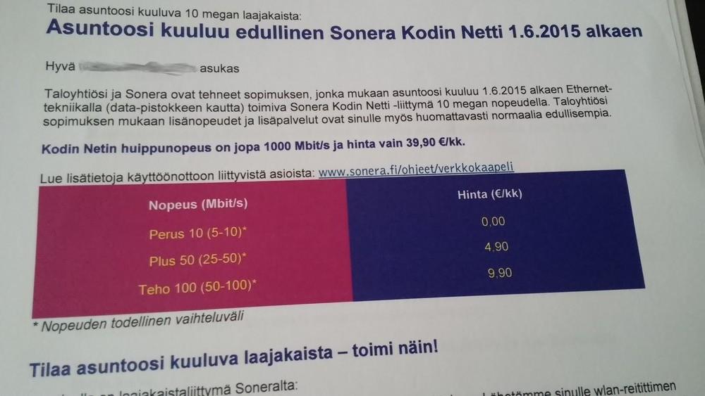internet finlande